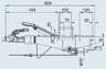 Тормоз наката VKT 70 161S под квадрат 70 мм (к.т. 2361)