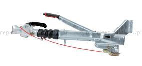 Тормоз наката V-образный 251G с центральным кронштейном для установки опорного колеса