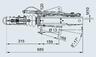 Тормоз наката V-образный 251S