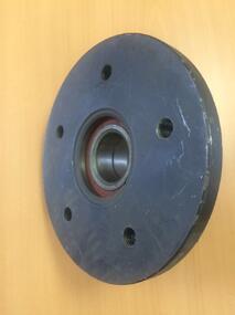 Ступица AL-KO 112x5 на 650 кг с подшипником в сборе