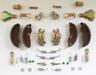 Набор колодок расширенный (1637) (384481 и 384296)