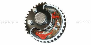 AL-KO-1730026 Расширенный набор колодок с авторегулировкой AAA Premium Brake для к.т. 2051