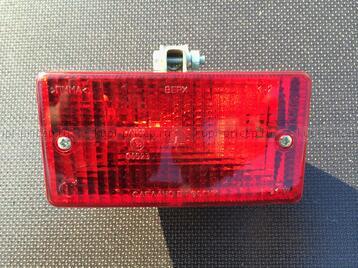 Противотуманный фонарь для бортовых прицепов МЗСА