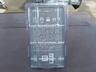 Навесной всепогодный замок для пластиковых крышек