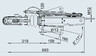 Тормоз наката 251G V-образный