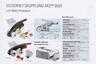 Замковое устройство-стабилизатор курсовой устойчивости AL-KO AKS 3004