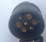 Адаптер розетки с 13 на 7 контактов (переходник)