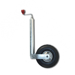 Опорное колесо пневматическое