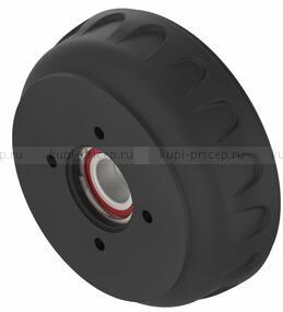 Барабан тормозной F200 ЕТ=0 139,7х5 М12 с подшипником