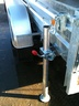 Опорная стойка с хомутом и крепежом 200 МЗСА 2740.0002 (8177)