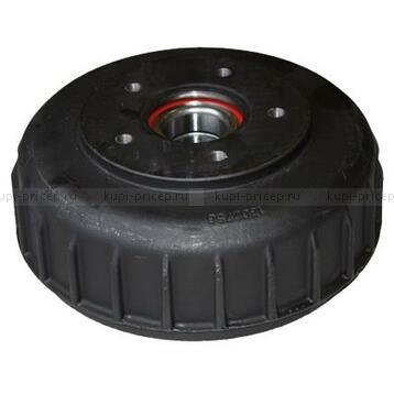 Тормозной барабан для тормоза 2361, ступицы 112х5 М12х1.5