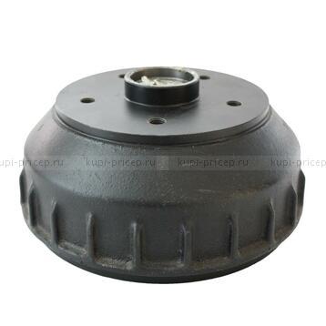 Тормозной барабан для тормоза 2051, ступица 140х5 М14х1,5 (с конич.подшип.)