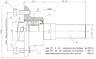 Ступица прицепа с цапфой Knott FNK12 98х4