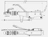 Тормоз наката Knott KRV 13С 70х70 KK14B