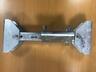 Поперечная вставка для крепления опорного колеса на V-образное дышло