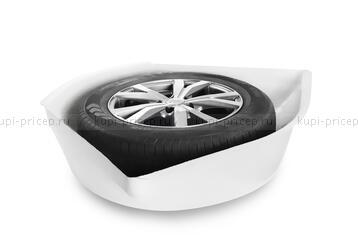 Крепеж наружный для запасного колеса (стеклопластик)