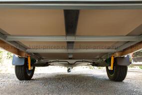 Стабилизатор поперечной устойчивости (пружинная подвеска)