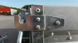 Крючки крепления ручек закрывания борта МЗСА (2 шт.)