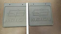 Брызговики для прицепов МЗСА Off-Road R16 (комплект 2 шт.)