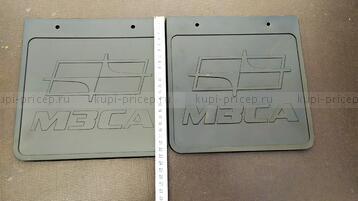 МЗСА-22265 Брызговики для прицепов МЗСА Off-Road R16 (комплект 2 шт.)