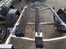 Ложемент для лодки с кронштейнами и крепежом