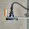 Передний габаритный фонарь для лодочных прицепов МЗСА серии 101