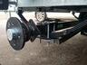 Ось 1300 кг для рессорной подвески для легкового прицепа МЗСА 817711, 817715, 817733, 817704, 817705