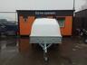 Пластиковая крышка для прицепа МЗСА 817719 и 831133.111 (h=1200 мм)