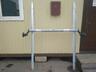 Ось резино-жгутовая для прицепов МЗСА без тормоза
