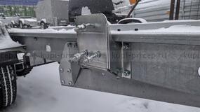 Держатель запасного колеса 3105.0007 для автовозов