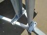Лебедка 4500.024 с универсальным кронштейном для дышла 40-60 мм