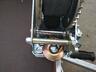 Лебедка с кронштейном и носовым упором в сборе для прицепов МЗСА 817708, 81771C.001, 81771D.001