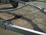 Ремень крепления груза самозатягивающийся 25 мм х 3 м