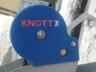Лебедка ручная Knott г/п 450 кг c фалом