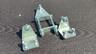 Комплект креплений для строп для лодочных прицепов