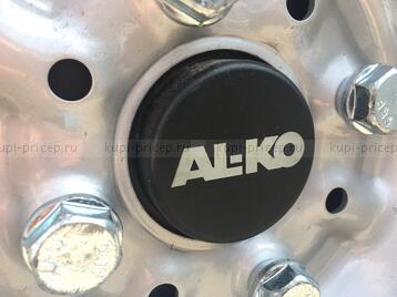 Ступичный колпачок AL-KO (черный) D=60 мм