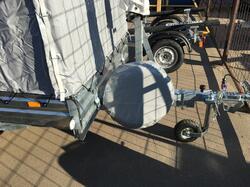 Чехол для запасного колеса R13