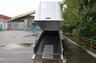 Пластиковая крышка для прицепа МЗСА 817711 (h=1200 мм)