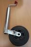 Опорное колесо со стопором