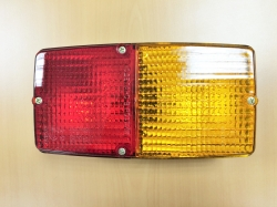 Задний фонарь для прицепов МЗСА с тормозом
