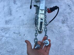 Страховочная цепь для легкового прицепа (1 шт.)
