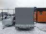 Тент с каркасом аэродинамический для прицепа МЗСА 817718, МЗСА 817736.012, МЗСА 831134.102 (h=200 см)