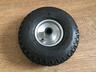Опорное колесо пневматическое (надувное) без штока