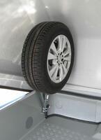 Крепеж внутренний для запасного колеса «Универсал»