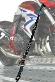 Ремни для крепления мотоцикла