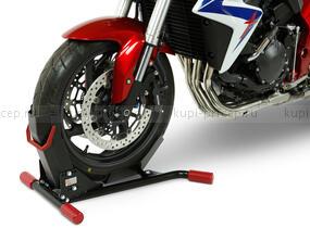 Зажим переднего колеса мотоцикла
