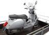 Зажим переднего колеса скутера