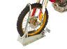 Зажим переднего колеса кроссовых мотоциклов