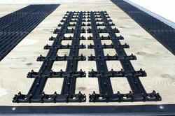 Противоскользящее покрытие для пола прицепа Super Traction Grid