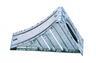 Противооткатные упоры c держателями (г/п 3200 кг, сталь) и установкой